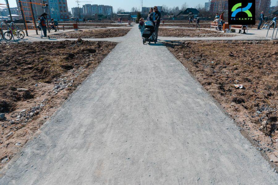 Скейтпарк в Великом Новгороде