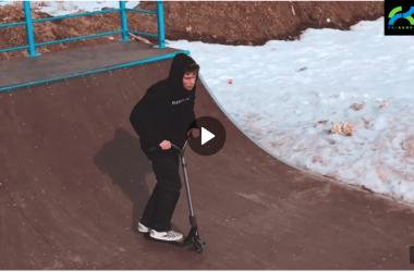 Скейт парк Великого Новгорода