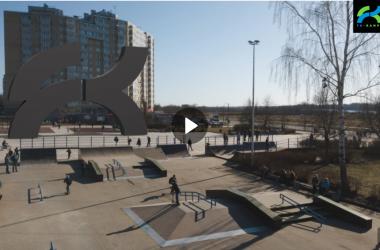 Поездка в скейт парк города Кириши и Великого Новгорода