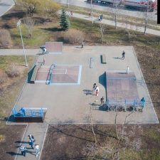 Скейт парк в Чебоксарах, Чувашская Республика - FK-ramps