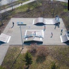 Скейт парк в Чебоксарах - FK-ramps