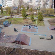 Проект: Скейт парк в Чебоксарах - FK-ramps