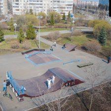 Фото: Скейт парк в Чебоксарах - FK-ramps