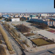 Скейт парк в Киришах от FK-ramps
