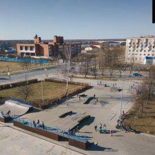 Фото: Скейт парк в Киришах от FK-ramps