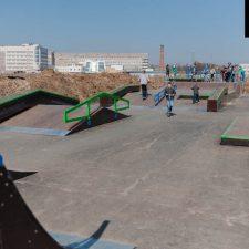 Скейт парк в Великом Новгороде, Новгородская область - FK-ramps