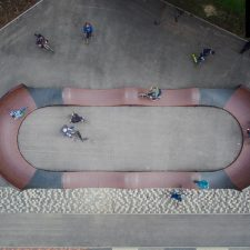 Cкейт парк в Кемерово - FK-ramps