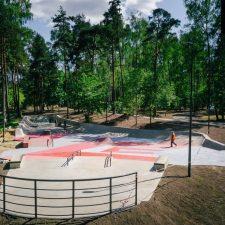 Проект: Скейт парк в Балашихе - FK-ramps