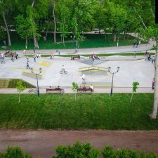 Фото: скейт парк в Самаре от FK-ramps