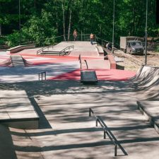 Скейт парк в Балашихе - FK-ramps