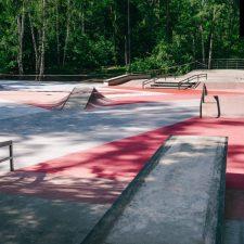 Фото: Скейт парк в Балашихе - FK-ramps