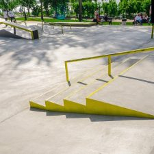 Скейт парк в Самаре- FK-ramps