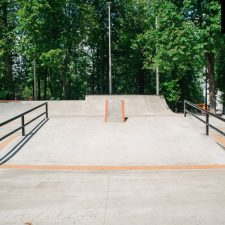 Фото: Скейт парк на Удальцова в Москве - FK-ramps