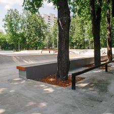 LSD cкейт парк на Удальцова в Москве - FK-ramps