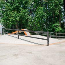 Проект: Скейт парк на Удальцова в Москве, в парке 50-летия Октября - FK-ramps