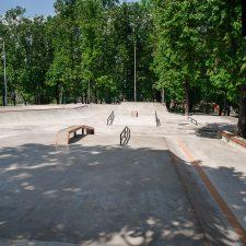 Скейт парк на Удальцова в Москве от FK-ramps