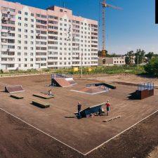 Проект: скейт парк в Ульяновске - FK-ramps