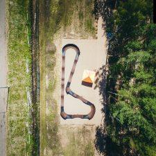 Фото: памп трек в Пскове от FK-ramps