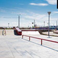 Фото: Бетонный скейт парк Новый город в Чебоксарах - FK-ramps