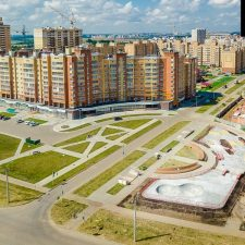 Скейт парк Новый город в Чебоксарах - FK-ramps