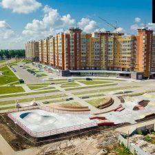 Проект: Бетонный скейт парк Новый город в Чебоксарах - FK-ramps