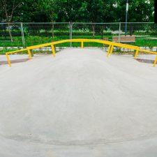 Скейт парк на Ходынском поле в Москве - FK-ramps