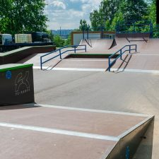Скейт парк Митино у метро Волоколамская, Москва - FK-ramps