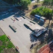 Проект: скейт парк в Новокуйбышевске - FK-ramps