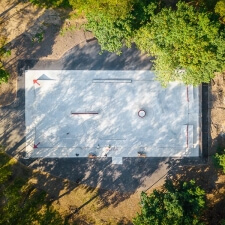 Скейт парк в Ивантеевке, Московская область - FK-ramps