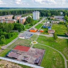 Скейт парк в Глебовском, Московская область - FK-ramps