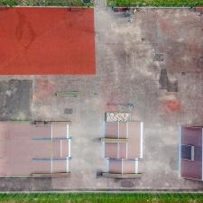 Деревянный cкейт парк в Глебовском, Московская область - FK-ramps