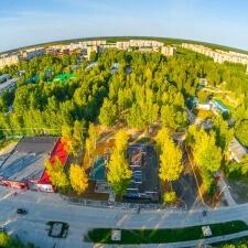 Скейт парк в Стрежевом, Томская область - FK-ramps