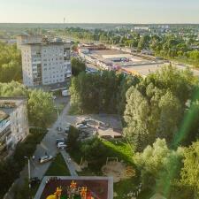 Скейт парк в Дедовске - FK-ramps