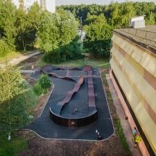 Памп трек Теплый Стан, Москва - FK-ramps