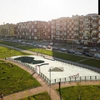 Скейт парки для застройщиков от FK-ramps