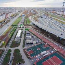 Площадки для командных видов спорта в Новом Уренгое