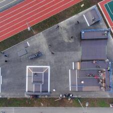 Проект: скейт парк в Новом Уренгое