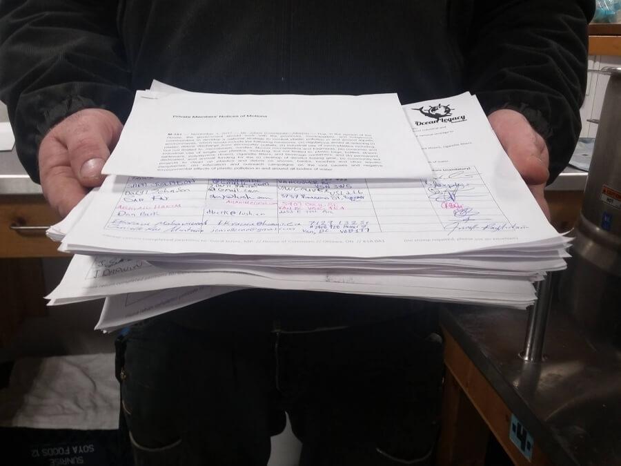 Сбор подписей за строительство памп-трека