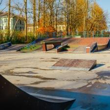 FLY-линии в скейтпарке в Дубровке