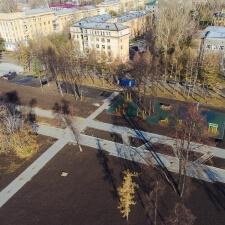 Проект: каркасный скейт парк и памп трек в Кемерово