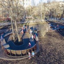 Памп трек в Кемерово