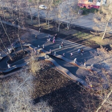 Проект: скейт парк и памп трек в Кемерово