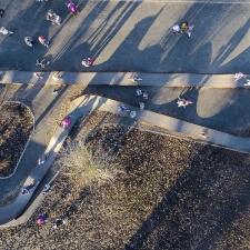 Скейт парк и памп трек в Кемерово
