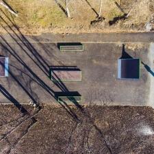 Проект: каркасный скейт парк в Кемерово