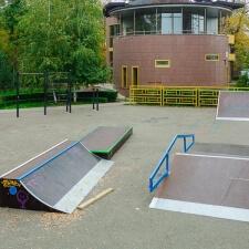 Проект: деревянный скейт парк в Лабинске