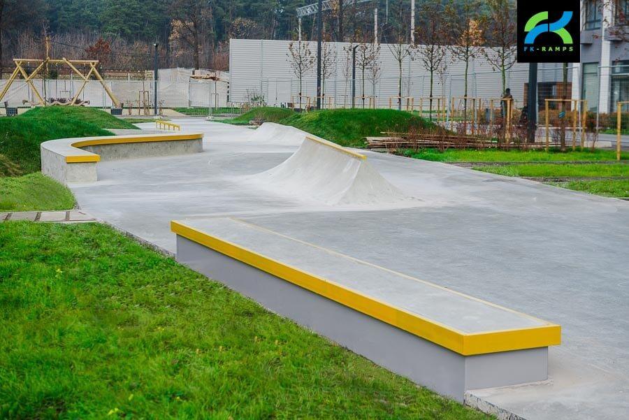 Бетон для скейтпарка бетон технология укладки