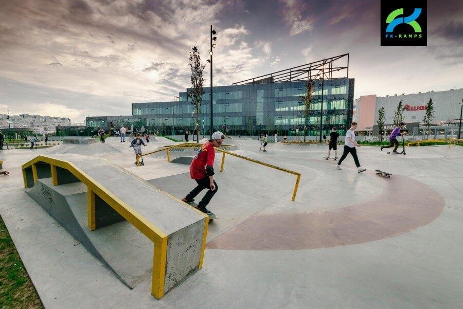 успешные общественные пространства
