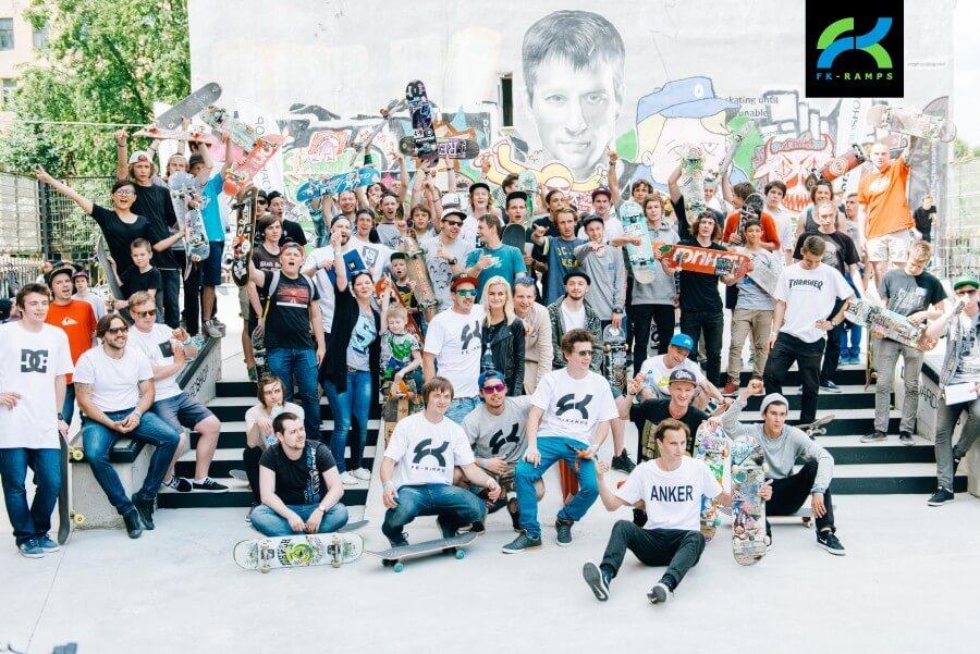 Успешное общественное пространство в Петербурге