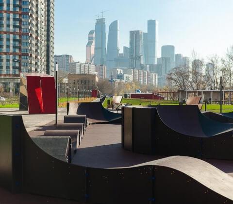 Новая экстрим-локация в Москве
