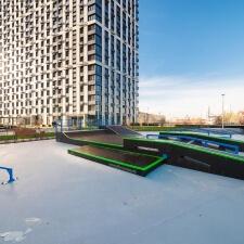 Скейт парк от компании FK-ramps